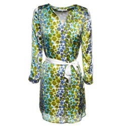 robe Anonyme Ocean Dots femme