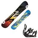 Snowboard Rossignol Trickstick Af Wide with bindings Viper M/L