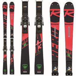 Ski Rossignol Hero Athlete Fis SL J avec fixations Spx 15