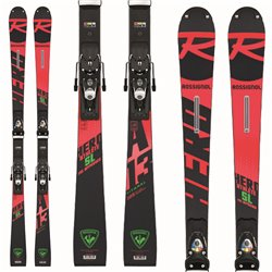 Ski Rossignol Hero Athlete Fis SL J with bindings Spx 15