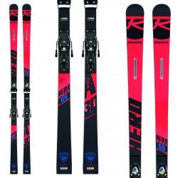 Esquí Rossignol Hero Athlete Fis GS con fijaciones Px 18