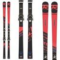 Ski Rossignol Hero Athlete Fis GS avec fixations Spx 15 Rockerace