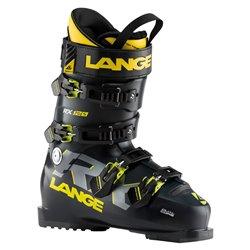Scarponi Sci Lange RX 120 nero giallo