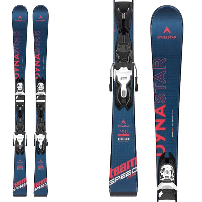 Ski Dynastar Team Speedzone XP avec fixations Xpress Jr7 B83