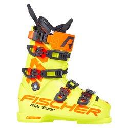 Scarponi sci Fischer RC4 The Curv 130 giallo