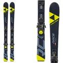 Ski Fischer RC4 Race Jr SLR avec fixations FJ7 AC SLR