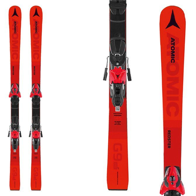Sci Atomic Redster G9 Fis J-RP² con attacchi Z10