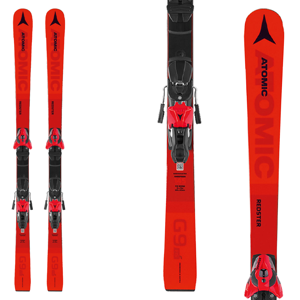 Ski Atomic Redster G9 Fis J-RP² With Bindings Z10