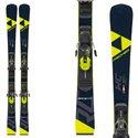 Ski Fischer RC4 WC Jr Race Plate avec fixations RC4 Z9 GW AC