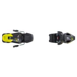Sci Fischer RC4 WC GS Jr Curv Booster + attacchi Z9 nero-giallo
