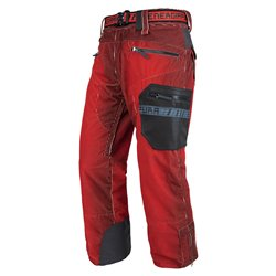 Ski pants Energiapura Velvet Grong Bordeaux