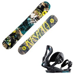 Snowboard Rossignol Krypto with bindings Cobra