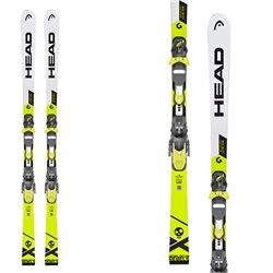 Ski Head WC Rebels iGS RD Team avec fixations Evo 9 GW Ac Brake 78