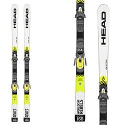 Ski Head WC Rebels iGS RD Team avec fixations Freeflex Evo 11 Brake 85