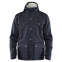 Parka Fjall Raven Greenland night sky