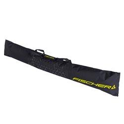 Sacca portasci Fischer Eco  Alpine 1 pair nero-giallo