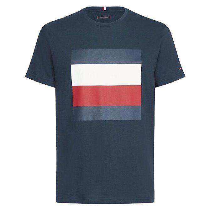 T-shirt Tommy Hilfiger Embossed