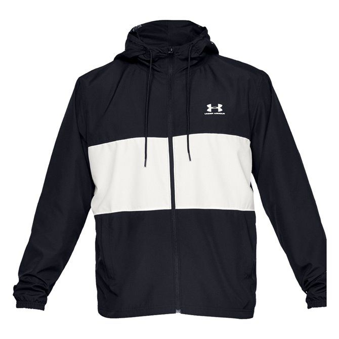Giacca Under Armour Wind black