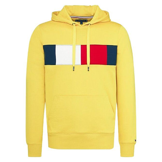 Sweat-shirt Tommy Hilfiger Flag Chest