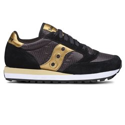 Sneakers Saucony Jazz Original mujer black - gold
