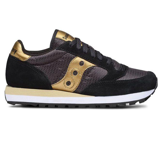 Sneakers Saucony Jazz Original femme black - gold