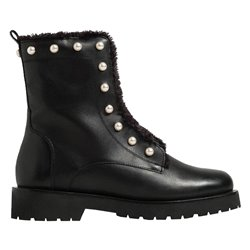 Twinset leather boots