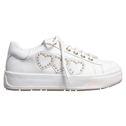 Sneakers Twinset in pelle