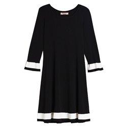 Twinset dress in viscose