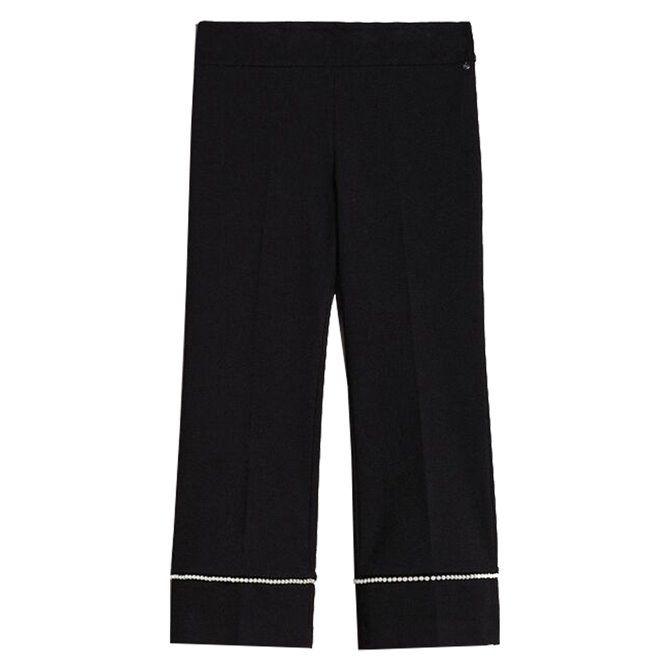 Pantalone Twin-Set nero