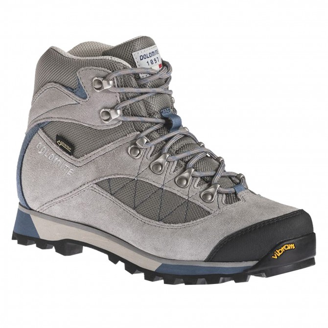 Trekking shoes Dolomite Zernez Gtx Woman grey