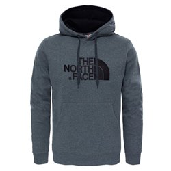 Felpa The North Face Drew peak grigio