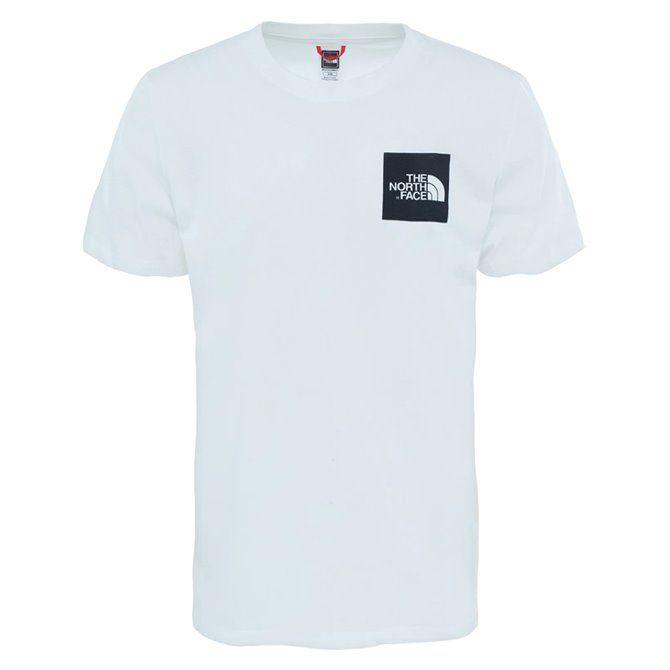 The North Face Fine Men's Short Sleeve T-shirt