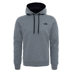 Felpa The North Face Seas Drew grigio