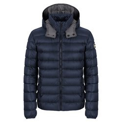 Colmar Originals Concrete Down Jacket Man with hood