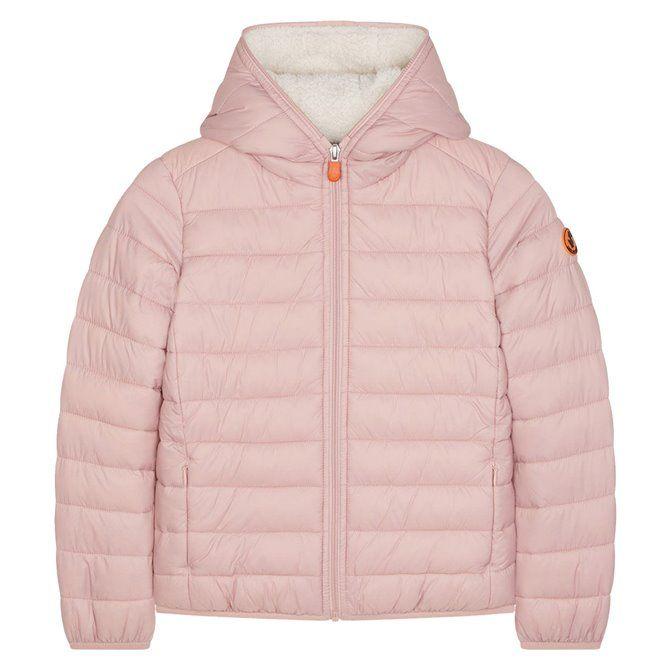 Piumino Save The Duck blush pink