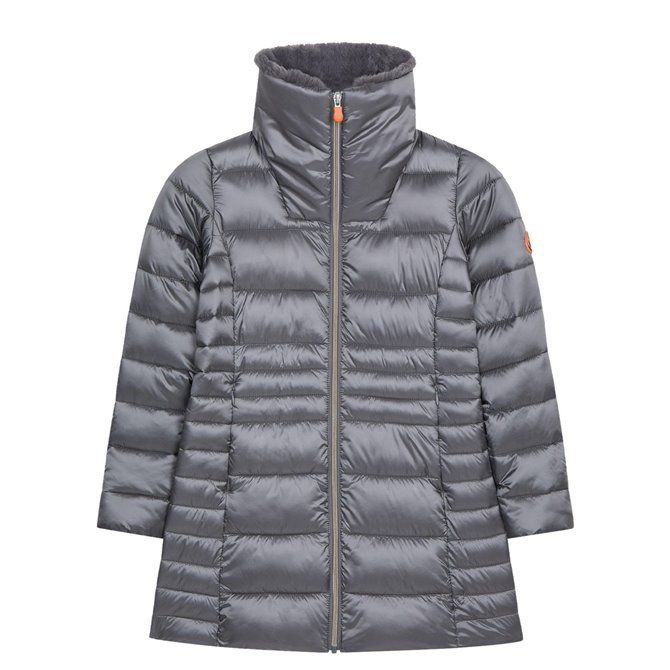Cappotto Save The Duck midgrey
