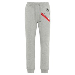 NMMKIRKON SWEAT PANT UNB BOX Grey Melange