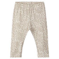 Leopard print leggings Name it baby