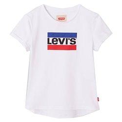 T-shirt Levi s Bacio white