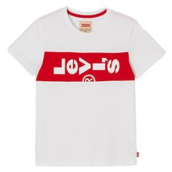 Levi's baby short-sleeved T-shirt