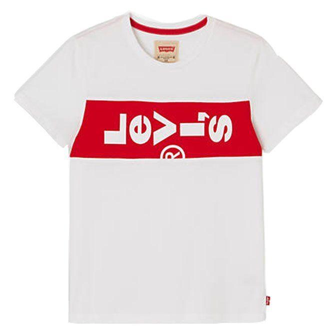 T-shirt Levi s white