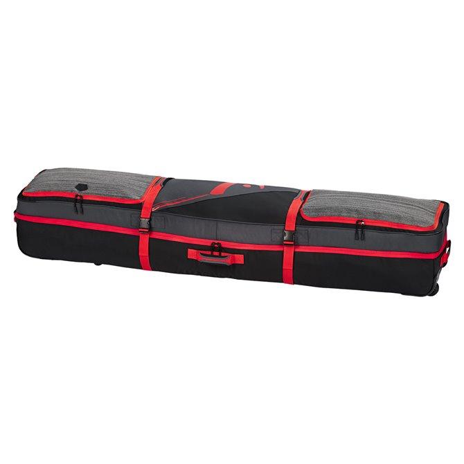 Sacca portasnow Head Travel nero-grigio-rosso