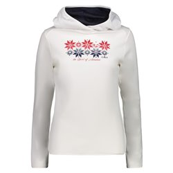 Cmp women's hooded sweatshirt