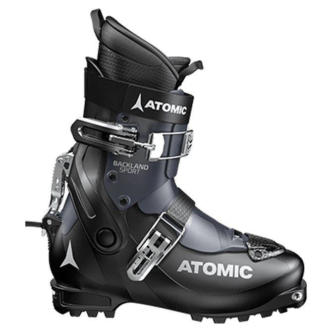 Scarponi sci alpinismo Atomic Backland Sport nero-blu scuro