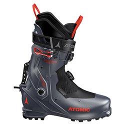 Scarponi sci alpinismo AtomicBackland ExpertXtd 130 blu scuro-rosso