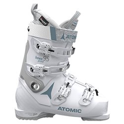 Scarponi sci Atomic Hawx Prime 95 W vapor-light grey