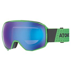 Maschera sci Atomic Count 360 HD green
