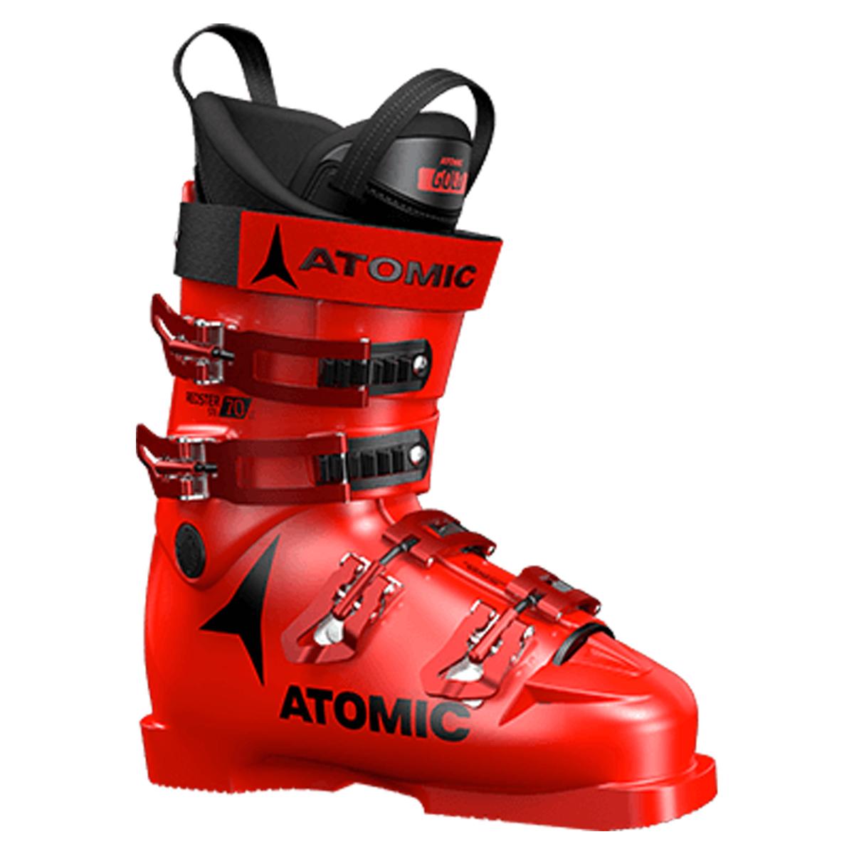 Scarponi sci Atomic Redster Sti 70 Lc (Colore: rosso-nero, Taglia: 25/25.5)