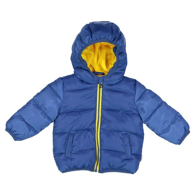 Melby jacket in Nylorn with hood and newborn zip