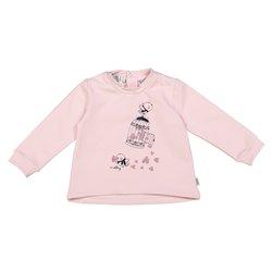 Chemise bébé fille Melby à manches longues